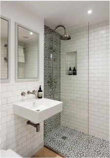 Unique Bathroom Shower Remodel Ideas 04