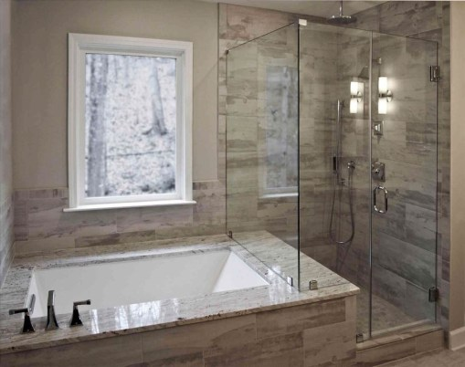 Unique Bathroom Shower Remodel Ideas 15