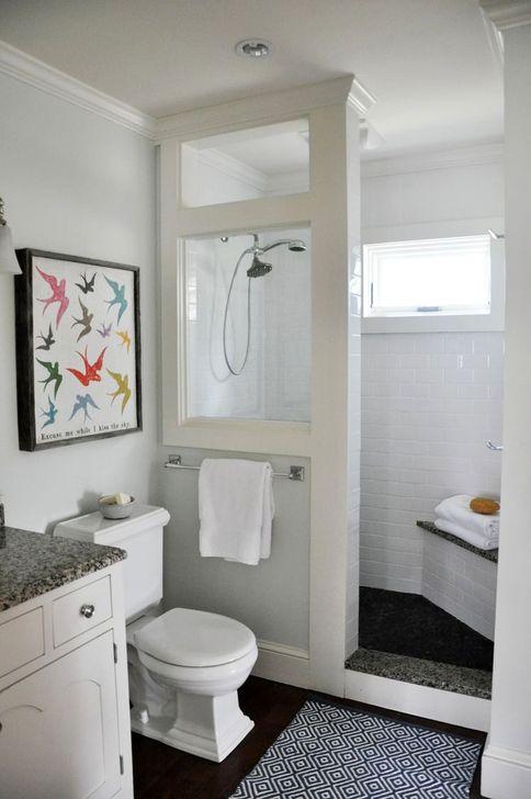 Unique Bathroom Shower Remodel Ideas 16