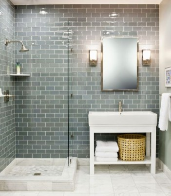 Unique Bathroom Shower Remodel Ideas 17