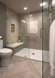 Unique Bathroom Shower Remodel Ideas 22