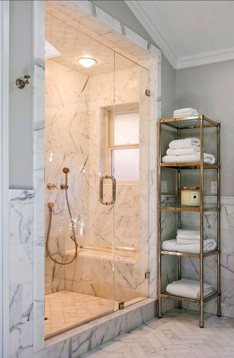 Unique Bathroom Shower Remodel Ideas 45