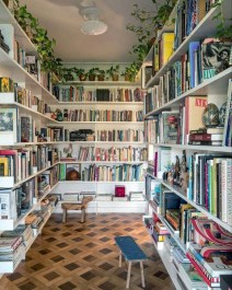 Wonderful Home Library Design Ideas To Make Your Home Look Fantastic 01