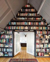 Wonderful Home Library Design Ideas To Make Your Home Look Fantastic 03