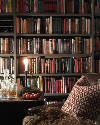 Wonderful Home Library Design Ideas To Make Your Home Look Fantastic 16