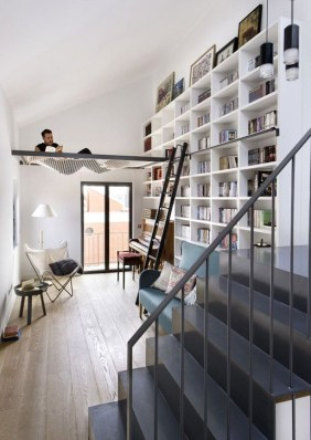 Wonderful Home Library Design Ideas To Make Your Home Look Fantastic 17