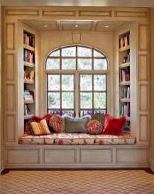 Wonderful Home Library Design Ideas To Make Your Home Look Fantastic 22