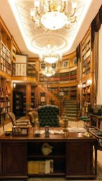 Wonderful Home Library Design Ideas To Make Your Home Look Fantastic 50