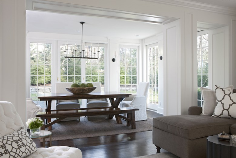 Adorable Summer Dining Room Design Ideas 23