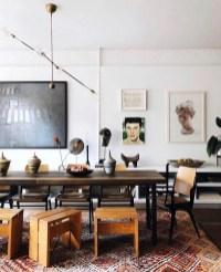 Adorable Summer Dining Room Design Ideas 26