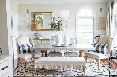 Adorable Summer Dining Room Design Ideas 33