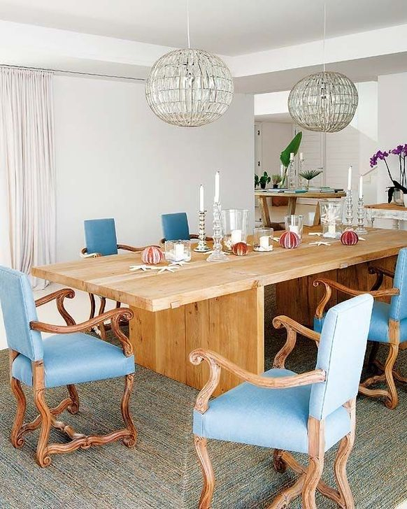 Adorable Summer Dining Room Design Ideas 39