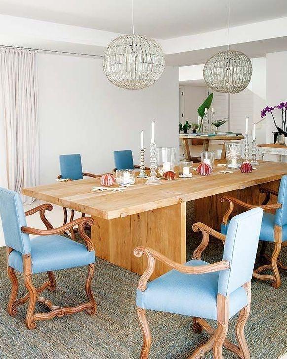 Adorable Summer Dining Room Design Ideas 39