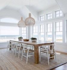 Adorable Summer Dining Room Design Ideas 43