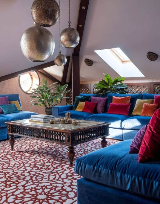 Affordable Retro Style Ideas For Your Interior Design 25