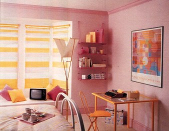 Affordable Retro Style Ideas For Your Interior Design 48