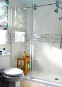 Amazing Bathroom Shower Remodel Ideas On A Budget 05