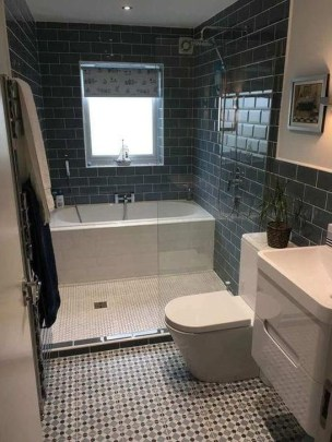 Amazing Bathroom Shower Remodel Ideas On A Budget 06
