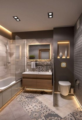 Amazing Bathroom Shower Remodel Ideas On A Budget 09
