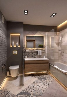 Amazing Bathroom Shower Remodel Ideas On A Budget 11