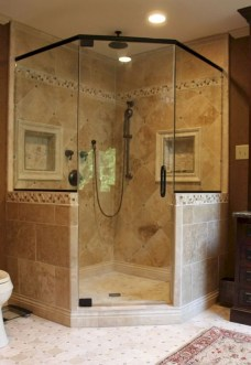 Amazing Bathroom Shower Remodel Ideas On A Budget 13