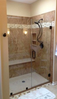 Amazing Bathroom Shower Remodel Ideas On A Budget 21