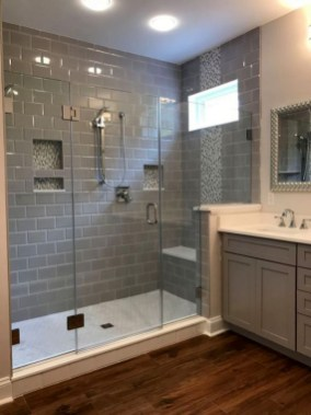 Amazing Bathroom Shower Remodel Ideas On A Budget 45