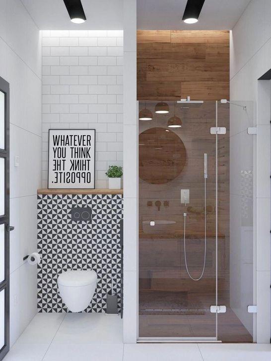 Amazing Bathroom Shower Remodel Ideas On A Budget 47
