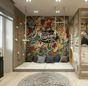 Astonishing Bedroom Design Ideas For Boys 07