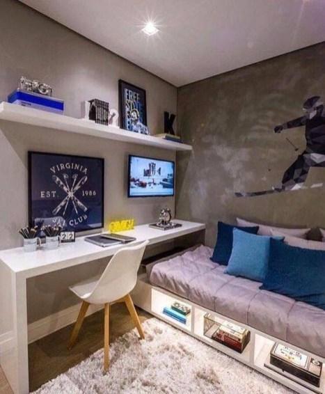 Astonishing Bedroom Design Ideas For Boys 09