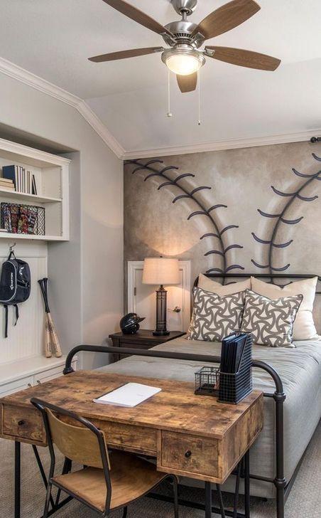 Astonishing Bedroom Design Ideas For Boys 16
