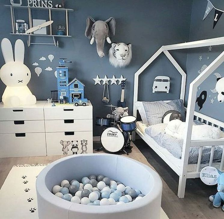 Astonishing Bedroom Design Ideas For Boys 23