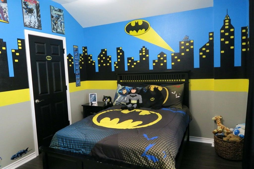Astonishing Bedroom Design Ideas For Boys 51