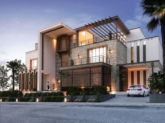 Awesome Home Exterior Design Ideas 11