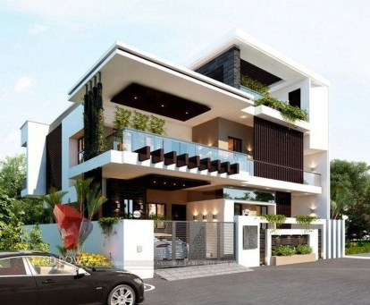 Awesome Home Exterior Design Ideas 37