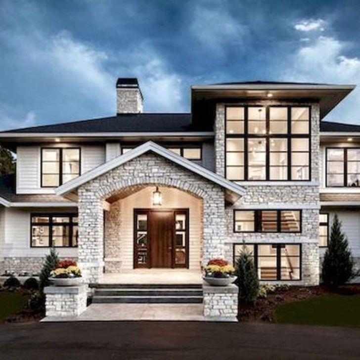 Awesome Home Exterior Design Ideas 54