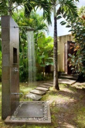 Best Ideas For Outdoor Bathroom Design 18