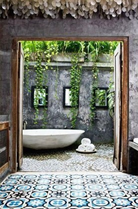 Best Ideas For Outdoor Bathroom Design 28