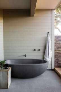 Best Ideas For Outdoor Bathroom Design 32
