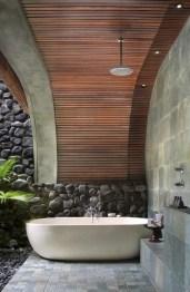 Best Ideas For Outdoor Bathroom Design 42
