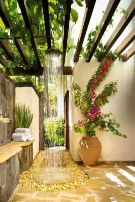 Best Ideas For Outdoor Bathroom Design 48