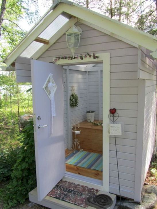Best Ideas For Outdoor Bathroom Design 49