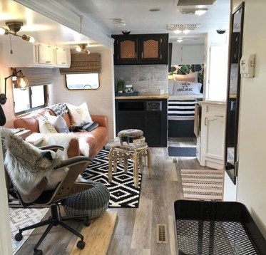 Best RV Remodels Ideas On A Budget 09