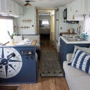 Best RV Remodels Ideas On A Budget 21