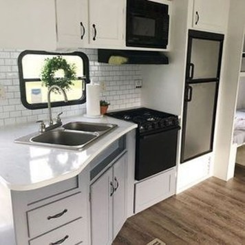Best RV Remodels Ideas On A Budget 26