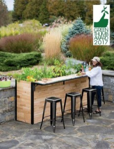 Cheap And Easy DIY Outdoor Bars Ideas 18