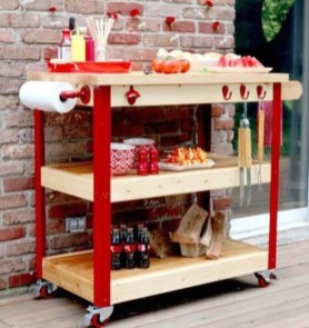 Cheap And Easy DIY Outdoor Bars Ideas 23