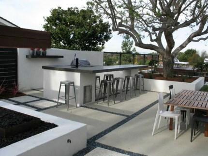 Cheap And Easy DIY Outdoor Bars Ideas 41