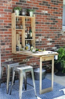 Cheap And Easy DIY Outdoor Bars Ideas 42