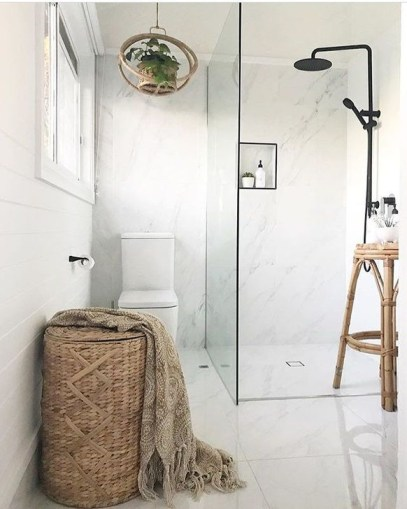 Comfy Bathroom Design Ideas With Shower Concept 17
